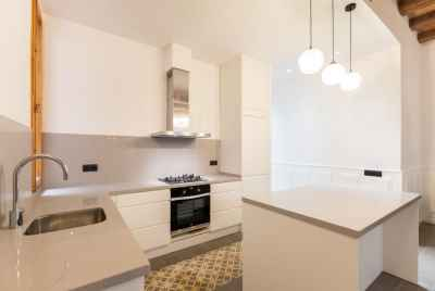 Spacious apartment in OldTown Barcelona